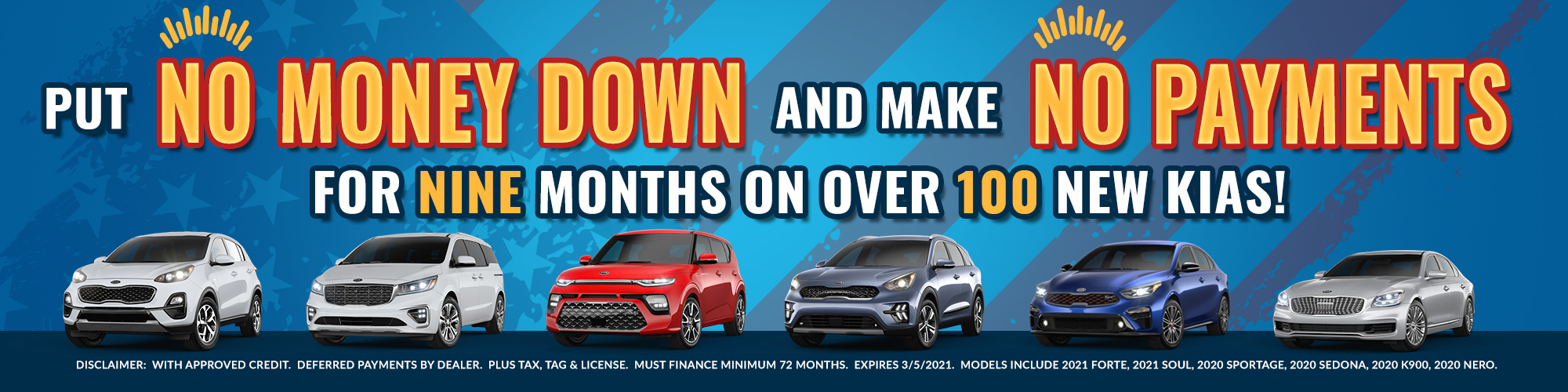 Get 0% apr for 75 months!
